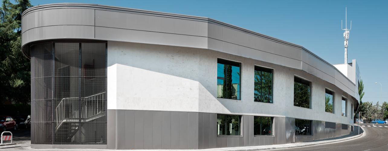 Edificio Madroños 1