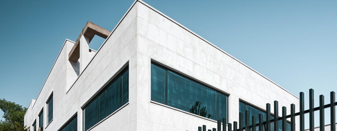 3 Edificios de Oficinas en Las Rozas