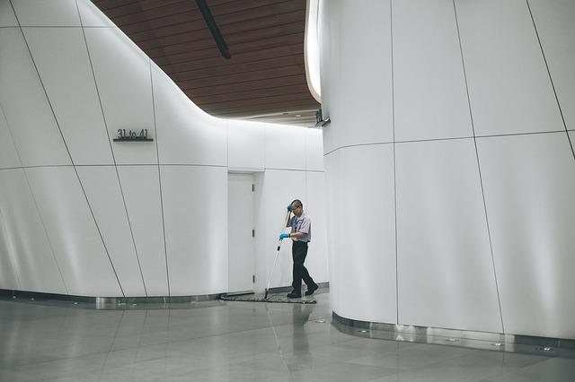 Limpieza de oficinas: Algunos consejos